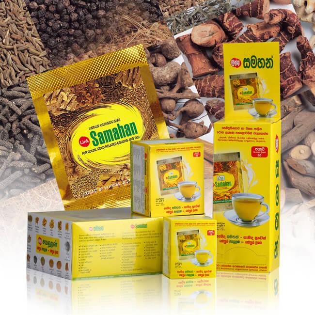 Link Natural Products Samahan